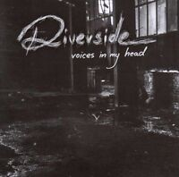 RIVERSIDE 'VOICES IN MY HEAD' CD NEW+!!!!!!!!!!!!!