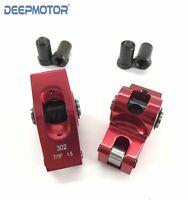 "Deepmotor SBF 289 302 351W Aluminum Roller Rocker Arm  7/16"" STUD, 1.6 RATIO"