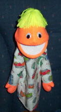 "Black light Boy Puppet-13"" tall-Ministry,Christian Education-Your choice"