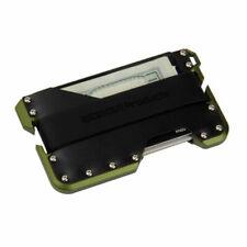 Zeeker RFID Blocking Credit Card Holder Aluminum Wallet for Men Carbon Fiber
