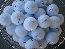 50 NIKE RZN RED TOUR GOLF BALLS IN MINT/A GRADE CONDITION