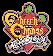 80's Stoner Classic Cheech and Chong's Next Movie Poster Art custom tee Any Size