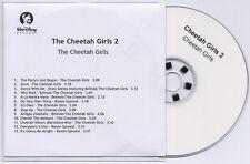CHEETAH GIRLS Cheetah Girls #2 2006 UK 13trk promo test CD