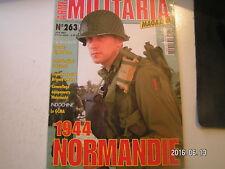 **a Militaria magazine n°263 Sabre officier marine 3e Reich / Para allemands