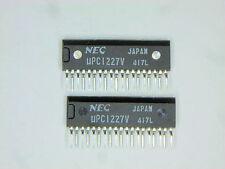 "UPC1227V  ""Original"" NEC  19P ZIP IC  2  pcs"