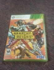 Anarchy Reigns  (Xbox 360, 2013) Brand New& Factory sealed
