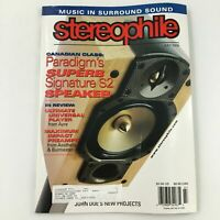 Stereophile Magazine July 2005 Paradigm's Superb Signature S2 Speaker