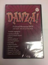 Choral Dvd Danza! : A Choral Movement Dvd Brand New
