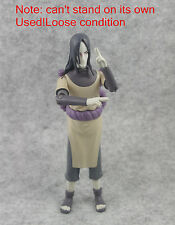 """Naruto Orochimaru Action Figure Collection Model toy 4"""""""