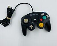 Official OEM Black Nintendo Gamecube Controller | Tested