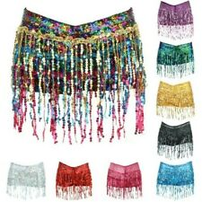 Sequin Tassel Hot Pants Ladies Womens Sparkling Lame Sparkly Disco Spandex