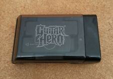 Kit de Recarga Oficial Genuino guitar hero batería y Estuche RedOctane Modelo 95251