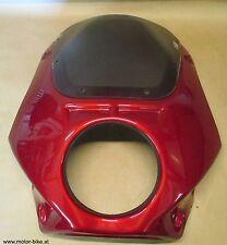 Lenker Verkleidung Fork Fairing Honda Hornet CB600 S/F 98-99 rot R195