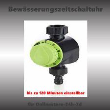 Bewässerungsuhr 5-120Min Zeitschaltuhr Wasseruhr Timer Wasserzeitschaltuhr