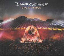 DAVID GILMOUR - LIVE AT POMPEII (2017) Pink Floyd Prog Rock 2CD +FREE GIFT