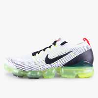 NIKE AIR VAPORMAX FLYKNIT 3 GREY VOLT GREEN UK 11 EU 46 US 12 - AJ6900 100