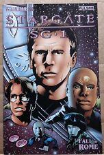 Stargate SG-1 Comic book Fall Of Rome Prequel