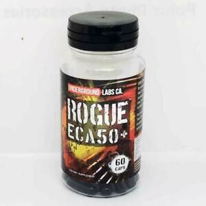 Rogue ECA 50+ Fat Burner - 60 capsules
