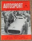 Autosport 30/7/54* BRITISH GP - CAEN GP - ALPINE FRAZER NASH - MG MAGNETTE TEST