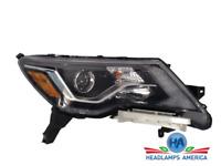 OEM Headlight - Nissan Pathfinder W/Halogen 17-18 Rh