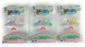 Worlds Smallest My Little Pony SERIES 1 Complete Set - Super Impulse