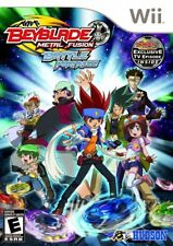 Beyblade: Metal Fusion - Battle Fortress WII New Nintendo Wii