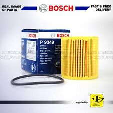 BOSCH OIL FILTER P9249 FITS PEUGEOT TOYOTA FORD JAGUAR MINI LAND ROVER VOLVO