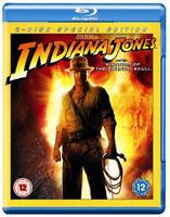 Indiana Jones - And The Kingdom Of Cristal Calavera Blu-Ray Nuevo (BSP203