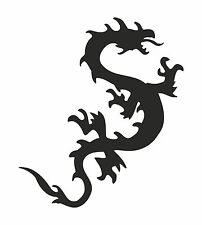 Dragon Sticker Laptop Tablet Book Fridge Guitar Door PC Boat ATV #34