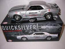 """Chevrolet Camaro 1968 Drag Car """"Quicksilver"""" Acme/GMP A1805702 1/18th scale"""