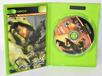 Halo 2 (Microsoft Xbox, 2004) Video Game Original Box Tested Working Condition