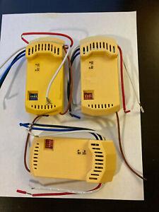 3x FAN-18R Solid state Fan Speed Control Units