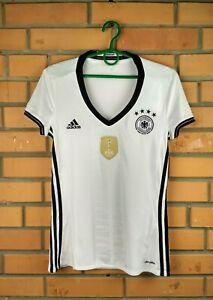 Germany Jersey 2016 2017 Women Sdidas Size SMALL Soccer Shirt Adidas Trikot