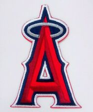 "Los Angeles Angels Embroidered 4"" Iron On Patch"