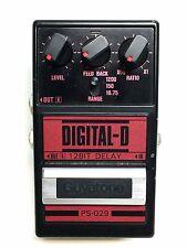 Guyatone PS-029, Digital Delay, 12 BIT, Guitar Effect Pedal, Made In Japan, 80's