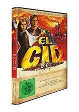 EL CID  HESTON,CHARLTON/LOREN,SOPHIA/VALLONE,RAF/+   DVD NEU