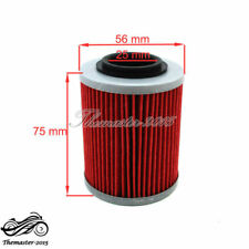 Oil Filter For CAN-AM Renegade 850 570 1000 Outlander Max 650 450 800 500 400