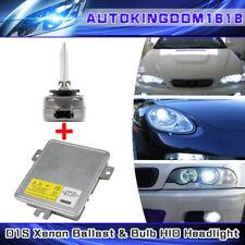 for 2006-2008 BMW 3-series E90 E91 Xenon Ballast +D1S Bulb HID Headlight Control