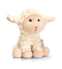 Keel Pippins Mouton Peluche 14cm - Tout Neuf