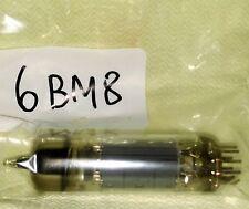 Used 6BM8 (ECL82) vacuum tube radio TV valve, TESTED