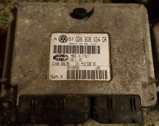 036906034DR VW GOLF MK4 1.4 ENGINE ECU