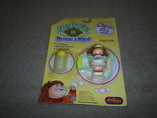 Vintage 1991 Cabbage Patch Kids Bubble Kids Necklace Blower New in Package NOS