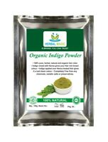 200g USDA Certified Organic Indigo Powder For Natural Hair Color/ Dye