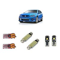 For Holden Commodore VE 2006-2013 LED Interior Lights Conversion Kit 12Pcs