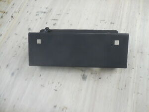 plymouth  dodge e body b body front license plate holder