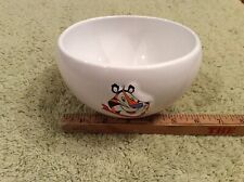 Kelloggs Tony The Tiger Cereal Bowl Frosted Flakes White Ceramic 2002 Vintage