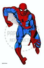 Vintage Reprint - Spiderman - Marvel Personality Poster - Original Size