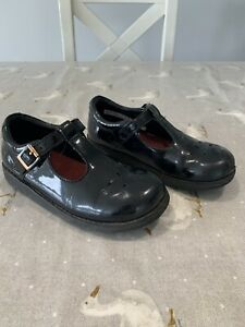 Girls Clarks School Shoes 11 G