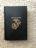 THE MARINE CORPS READER - CLYDE H. METCALF - HC - 1944  Putnam's Sons
