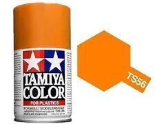 Tamiya TS-56 BRILLIANT ORANGE Spray Paint Can 3 oz 100ml  #85056 Mid America